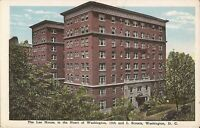 Washington, DC -  Lee House Hotel - ARCHITECTURE - (Pick-Lee Hotel)