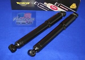 CHEVROLET 1993-1997 S10 4wd Blazer Front Shockers (Pair)  93 94 95 96 97