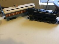 Lionel Locomotive 1225 Ready-to-Play Train Set The Polar Express Lot Of Two