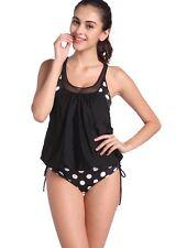 NEU Gigileer Damen Bikini Set zweiteilig Schwimmanzug Tankini Bademode EU 36