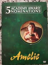 New listing Amelie (Dvd, 2002, 2-Disc Set, Special Edition)