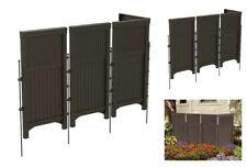 Charmant Patio Enclosure In Privacy Screens, Windscreens For Sale | EBay