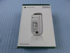 Sony Ericsson Z520i Sandy Gray! Ohne Simlock! TOP ZUSTAND! OVP! Imei gleich! RAR