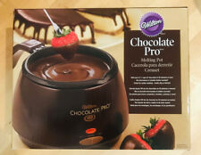 New Wilson Chocolate Pro Melting Pot