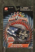 1997 Bandai Mmpr Power Rangers Turbo Storm Blaster Die Cast W/ Free Shipping