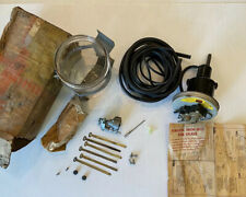 NOS 1958 Chevrolet Car GM Accessory Windshield Washer Kit Complete 987809 Vacuum