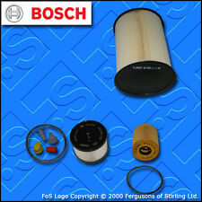 SERVICE KIT for VOLVO S40 (MS) 2.0 D DIESEL OIL AIR FUEL FILTERS (2007-2012)