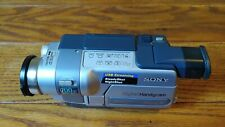 Sony Handycam Dcr-Trv250 Digital-8 Camcorder - great for digitizing 8mm videos