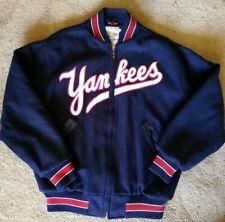 1951 Authentic New York Yankees Wool Baseball Jacket Mitchell & Ness size Large