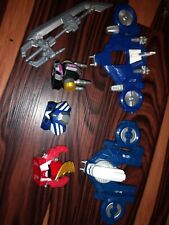 Power Rangers Operation Overdrive Zord Parts Lot