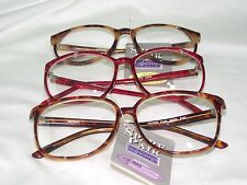 Spare Pair Reading Glasses Set of Three +1.25,+2.50, +2.75