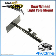 Nissan Patrol GQ GU 4WD Roadsafe Light Pole for Rear Wheel Mount Assembly