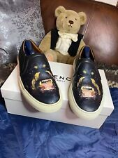 $750 Givenchy Mens Rottweiler Skate Mens Sneakers size 42/ 9US/ 8UK