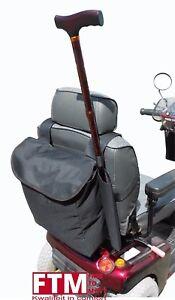 Elektromobil Tasche mit Spazierstock/Gehstock Halter