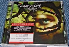 EVANESCENCE - ANYWHERE BUT HOME CD + DVD