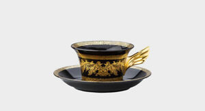 VERSACE GOLD BAROQUE CUP LIMITED EDITION ROSENTHAL NEW SALE