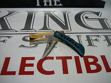 Frost Stainless Steel Folding Pocket Knife 18-276BL