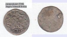 1 Pfennig 1526 Öttingen einseitig  Wolfgang Ludwig XV  XIV Martin ca. 0,23 g