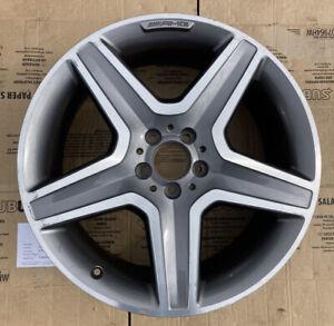 "Mercedes Benz GLE M Class W166 AMG Single Alloy Wheel A1664012002 20"" 9J ET57"