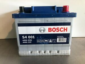 S4001 S4 001 Bosch Car Battery 12V 44Ah 440A Type 063 Bosch Quality Battery