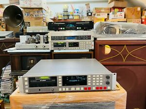 STUDER D741 PROFESSIONAL CD + CDR PLAYER and RECORDER