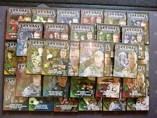 34 DVD STARGATE KOMMANDO SG 1 SAMMLUNG DVD SAMMLUNG SAMMELN STAR GATE SELTEN