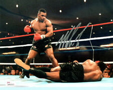 MIKE TYSON CERTIFIED AUTHENTIC AUTOGRAPHED SIGNED 8X10 PHOTO JSA 123806