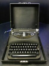 Vintage Remington Rand Deluxe Model 5 Typewriter