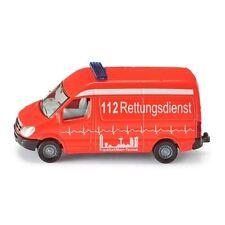 Unbranded Diecast Ambulances