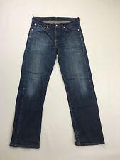 """Herren Levi 751 """"Straight Fit"""" Jeans-W32 L30-Navy Wash-super Zustand"""