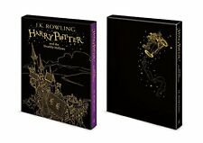Harry Potter and the Deathly Hallows: UK Gift Edition with Foiled Slipcase NEW!