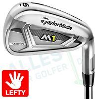 TaylorMade M1 Eisensatz 6 - PW Graphitschaft Senior Flex M für Linkshänder neu