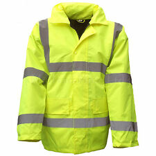 ProForce Class 3 En471 Jacket XX Large Yellow HJ03YLXXL