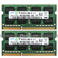 Samsung 8GB 2X4GB PC3-10600 DDR3-1333MHz iMac (21.5 and 27-inch, Mid 2011)