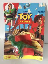 Disney Toy Story Rex Bendable Action Figure Thinkway New