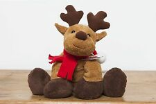 Gund Plush Christmas Molasses Klumbsy Moose / Reindeer