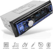 BOSS Audio 611UAB Single 1 DIN Car Power Stereo Bluetooth USB/AM/FM Radio Player