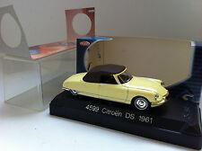 Solido - 4599 - Citroën DS cabriolet avec capote 1961 (1/43)
