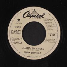 MINK DEVILLE: Guardian Angel / Mono 45 (dj, sm tol. wol) Rock & Pop