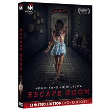 Escape Room (Edizione Limitata+Booklet)  [Dvd Nuovo]