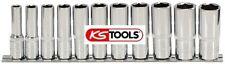 "KS Tools 918.0611 CHROMEplus ® esagonale-SUPPORTO-frase, lungo 3/8"""