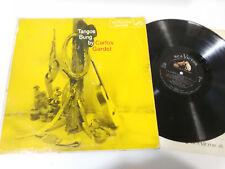 "CARLOS GARDEL EXITOS TANGOS SUNG BY LP VINYL VINILO 12"" G+/G+ USA EDIT RCA"