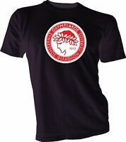 OLYMPIACOS FC Greece Football Soccer T-SHIRT NEW Size s-4xl Men's Tee Shirts