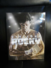 Rocky Blu-Ray Steelbook [Only at Blufans] OAB Full Slip Mint Open