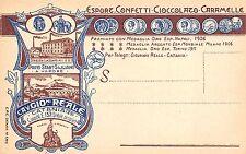 5644) CATANIA, STABILIMENTO SICILIANO REALE, CONFETTI CIOCCOLATO, CARAMELLE.