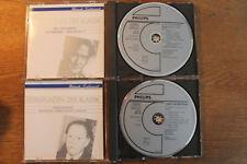 Pierre Monteux Paul van Kempen [2 CD Alben / PHILIPS Sternstunde West Germany]