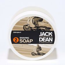 JACK DEAN Professional sistema di rasatura da barba SAPONE 200g