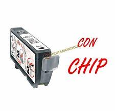 Canon CLI-526GY con CHIP - Cartuccia Compatibile - Grigio