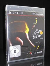 Ps3-le tour de france - 2012-PlayStation 3-vueltas ciclistas *** nuevo ***