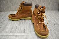 Timberland Elmstead 6-Inch Waterproof A15Z5 Boots, Men's Size 9M, Brown
